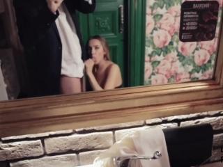 Русская сосет член у парня в машине за деньги прямо перед камерой - видео порно hd